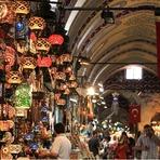 Turismo - Conhecendo Grande Bazar em Istambul com a CVC