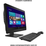 Computador para jogos Leves - Computador All in One Desktop Dell AIO Optiplex 3030-A20