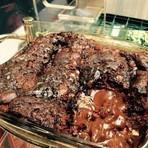 Bolo Brownie – Cobbler receita Mais Você 26/02/2015