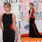 Looks das Famosas no BRIT Awards 2015 – Fotos