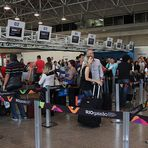 Turismo - Aeroporto do RJ é considerado o pior do mundo