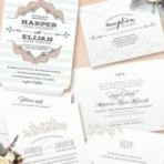 Amostras Grátis de Convites de Casamento