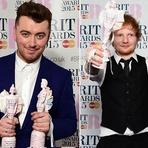 Música - Sam Smith e Ed Sheeran se Destacam no BRIT Awards 2015
