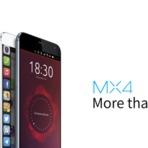 Meizu MX4 com sistema Ubuntu é confirmado na MWC 2015