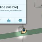 Segurança - Polícia está em 'guerra' contra o Waze