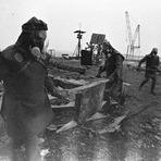 Meio ambiente - Acidente  nuclear de Chernobyl