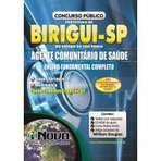 Apostila Concurso Prefeitura de Birigui SP 2015 - Agente Comunitário de Saúde