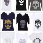 Camisas de caveiras