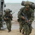 Marinha abre 1.860 vagas no curso de formação de Fuzileiros Navais