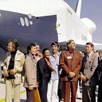 NASA: Astronautas honraram Leonard Nimoy
