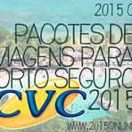 PACOTES DE VIAGENS CVC PARA PORTO SEGURO 2015