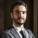 """José Pedro, Filho do Comendador José Alfredo na Novela """"Império"""", é Fabrício Melgaço"""