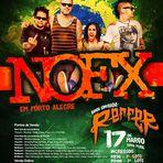 NOFX Home Street Home - Show e Sorteio de Ingressos em Porto Alegre RS