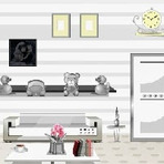 Jogo Online - White Room Escape