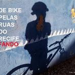 Fotografando de Bike pelas ruas do Recife