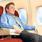 Nunca viajei de avião, o que eu faço?