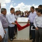 Governo Inaugura Praça da Ciência e assina de ordem de serviço para Sistema de Abastecimento de Água em Mulungu do Morro