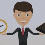 Empregos - Com novas regras trabalhistas vale a pena ficar mais tempo no trabalho. Cinco dicas