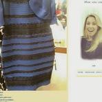 Afinal, qual a cor do vestido?