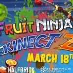 Fruit Ninja Kinect 2 Revelado