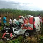 Cenas fortes: fotos do local da tragédia entre Forquilha e Sobral (acidente de trânsito)