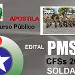 Apostila Concurso Polícia Militar de SC - Admissão CFS - Soldado PMSC