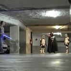 Star Wars Prank: A pegadinha Nerd da Guerra nas estrelas