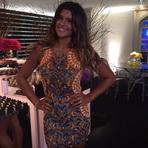 Flávia Alessandra Comemora os 15 Anos de Sua Filha
