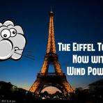 Torre Eiffel Sustentável