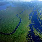 Meio ambiente - Sistemas lacustres da Amazônia