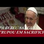 Papa Francisco é condenado a prisão perpétua por sacrificar crianças em rituais satânicos
