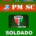 Apostila PM SC Soldado PM Concurso 2015 - Apostilas So Concursos