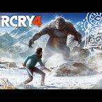Veja o víder da Nova DLC. trará Abominável Homem das Neves para Far Cry 4