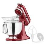 Uma batedeira pode também espremer, fatiar, ralar, triturar, preparar sorvetes, moer e fazer massa caseira?
