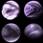 Desvendado o mistério da onda de Vénus em forma de Y