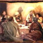 A última páscoa e a primeira Santa Ceia
