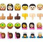 Apple lança novos emojis em defesa da diversidade