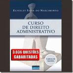 Caderno de Questões de Direito Administrativo.