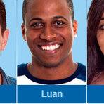 BBB15: Cézar, Luan ou Talita? Quem sai?
