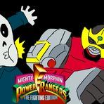 Power ranger o jogo de luta