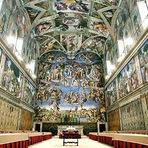 Arte & Cultura - Michelangelo e a Capela Sistina!