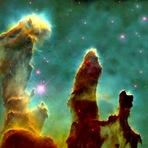 """Descubra como os """"Pilares da Criação"""" nasceram"""