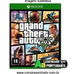 Jogo GTA 5 Legendado em Português para Xbox One e Ps4