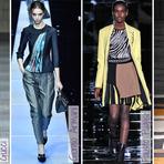 As 8 maiores tendências de moda do inverno 2015 direto de Milão