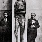 Mistérios - Instituto Smithsoniano teria ocultado esqueletos humanos gigantes no passado