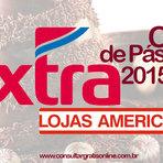 OVOS DE PÁSCOA AMERICANAS, EXTRA 2015