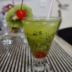 Blog da Estela: Saquerinha de kiwi