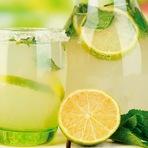 Suco de limão com gengibre ajuda a emagrecer
