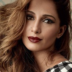 """Maquiagem de Camila Pitanga na Capa da Revista """"Marie Claire"""" Edição de Março de 2015"""