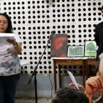 Na Cinza das Horas, o Carnarock fora de época do Sarau Solidões Coletivas foi pura folia lírica!